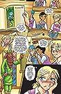 click for super-sized previews of Sabrina Manga #8