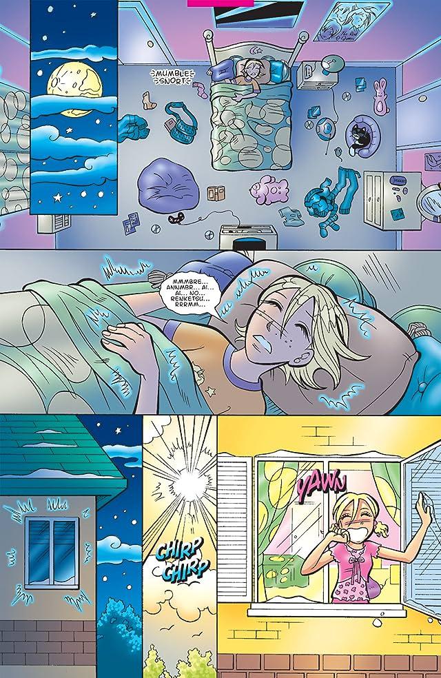 Sabrina Manga #7