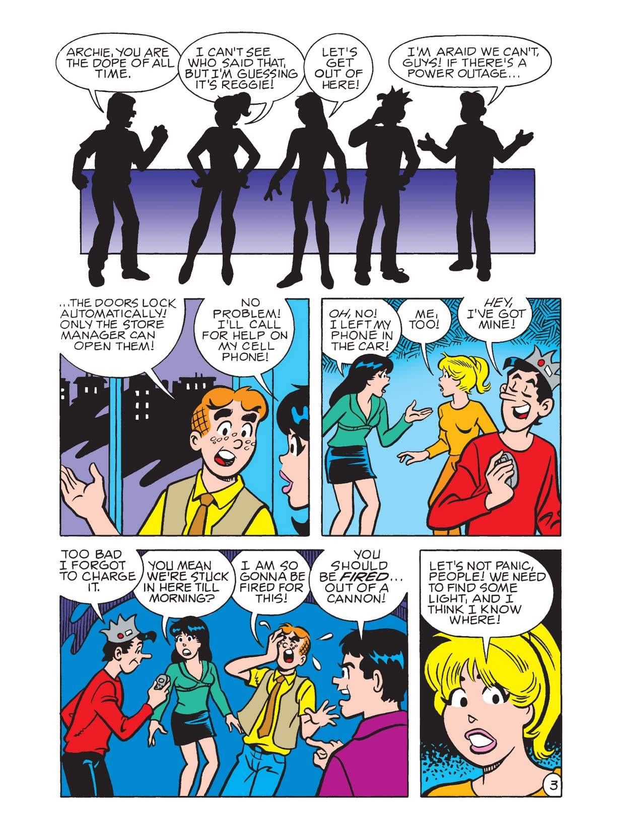 Archie Double Digest #178