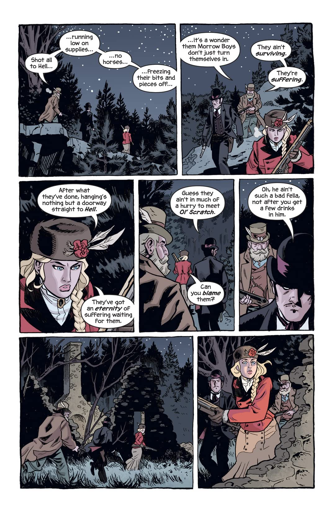The Sixth Gun #26
