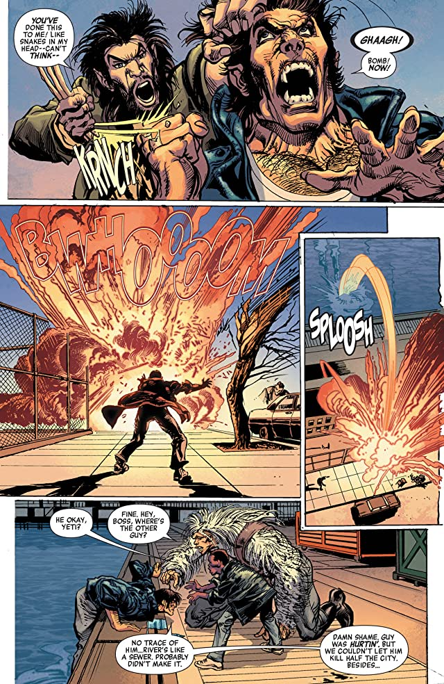 click for super-sized previews of First X-Men #3