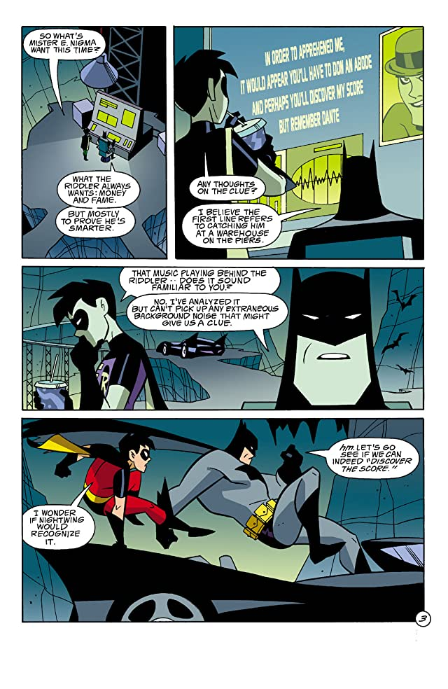 click for super-sized previews of Batman: Gotham Adventures #28