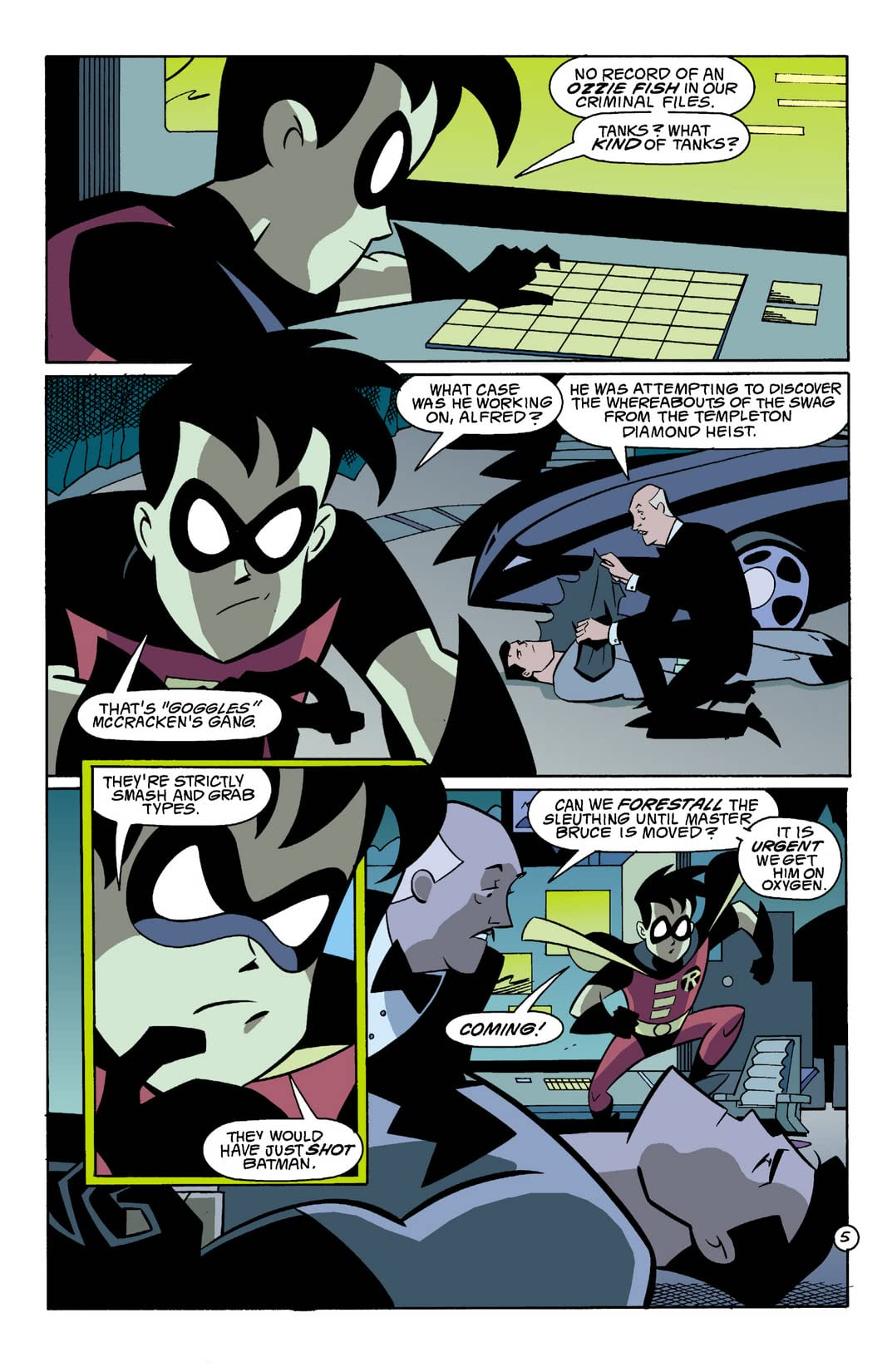 Batman: Gotham Adventures #29