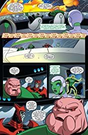 Green Lantern: The Animated Series #7