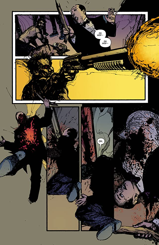 click for super-sized previews of Hellblazer #242