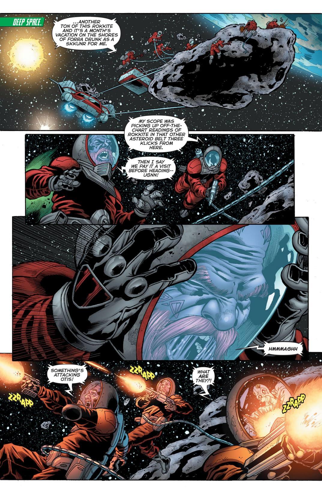 Green Lantern Corps (2011-2015) #13