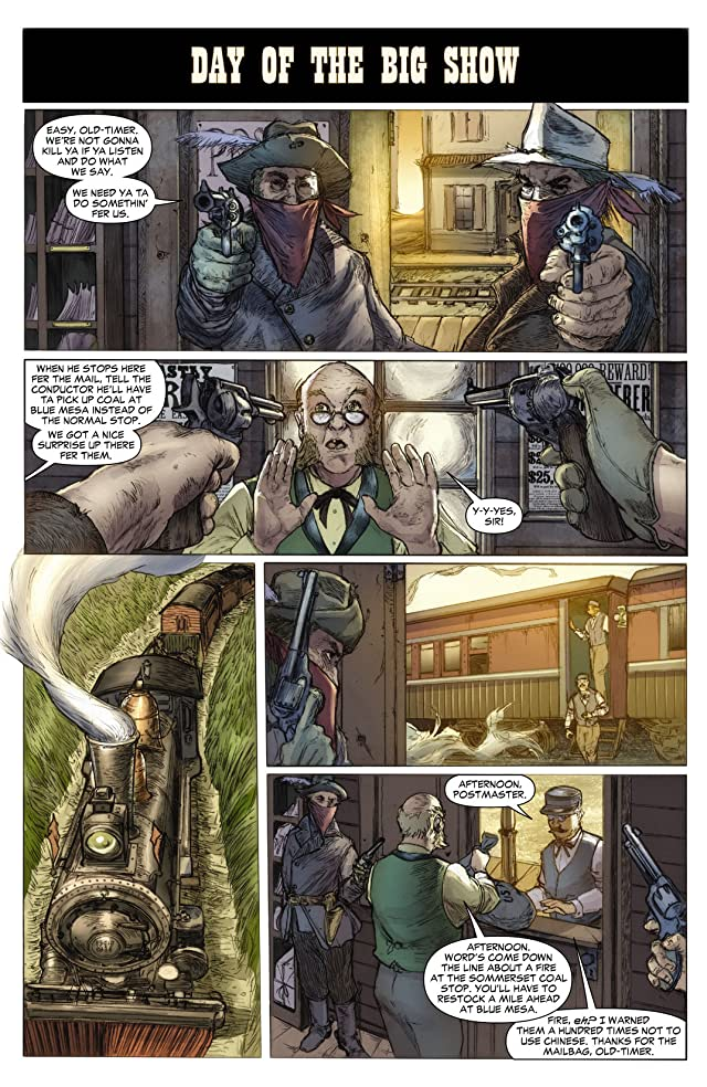 click for super-sized previews of Jonah Hex (2006-2011) #53