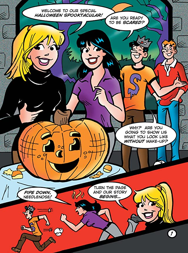 click for super-sized previews of Betty & Veronica Double Digest #155