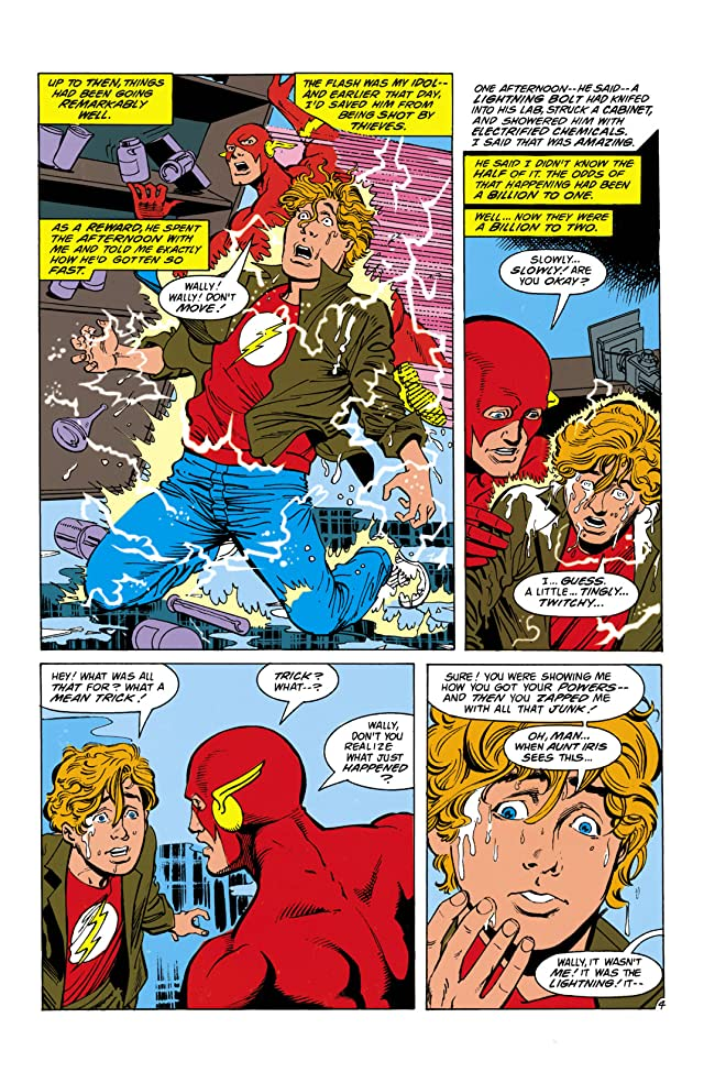 click for super-sized previews of The Flash (1987-2009) #63