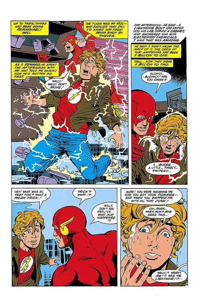 The Flash (1987-2009) #63