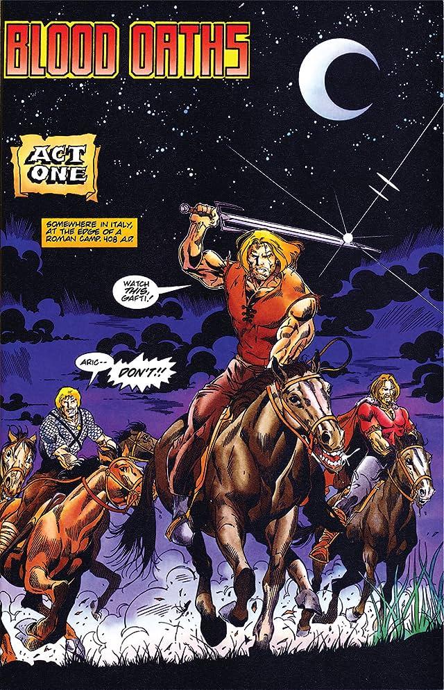 X-O Manowar (1992-1996): Yearbook