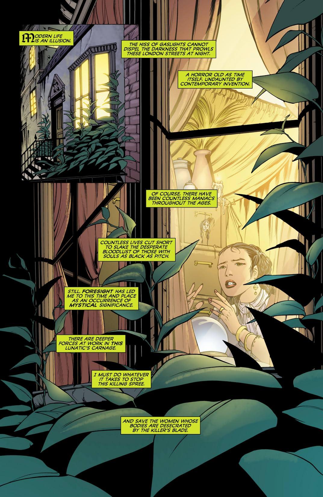 Madame Xanadu (2008-2011) #7