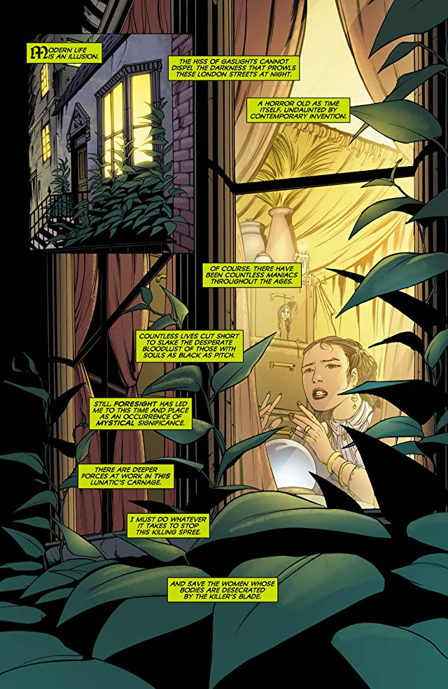 click for super-sized previews of Madame Xanadu (2008-2011) #7