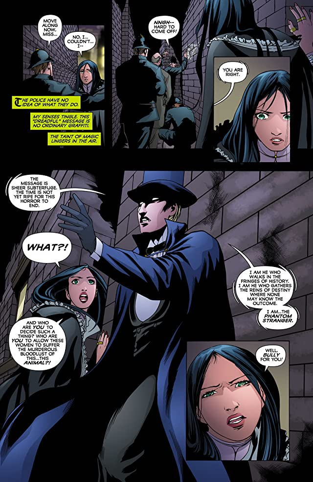 click for super-sized previews of Madame Xanadu (2008-2011) #8