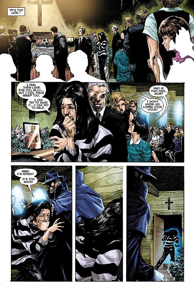 The Phantom Stranger (2012-2014) #1