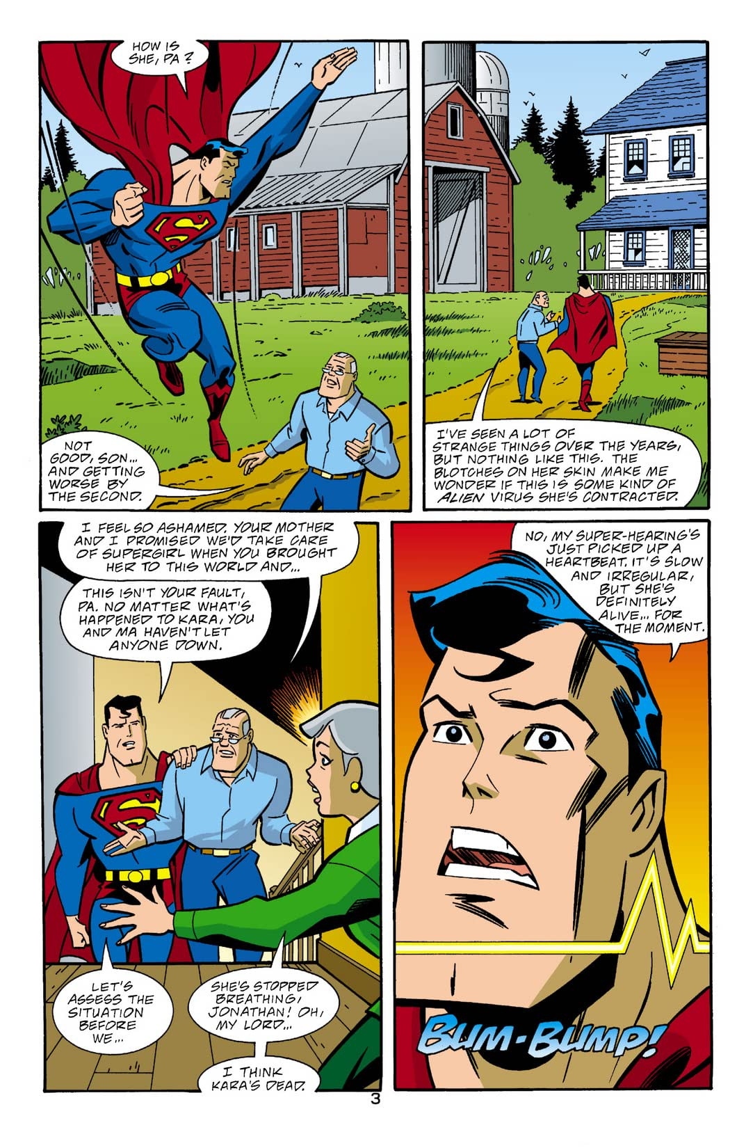 Superman Adventures (1996-2002) #52