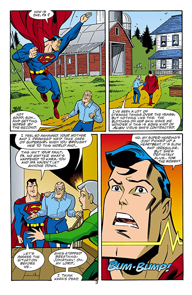 click for super-sized previews of Superman Adventures (1996-2002) #52