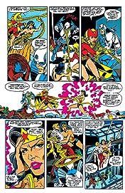 Infinity Inc. (1984-1988) #8
