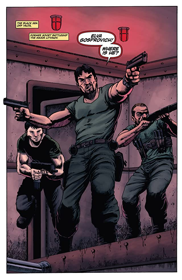 The Expendables #4 (of 4)