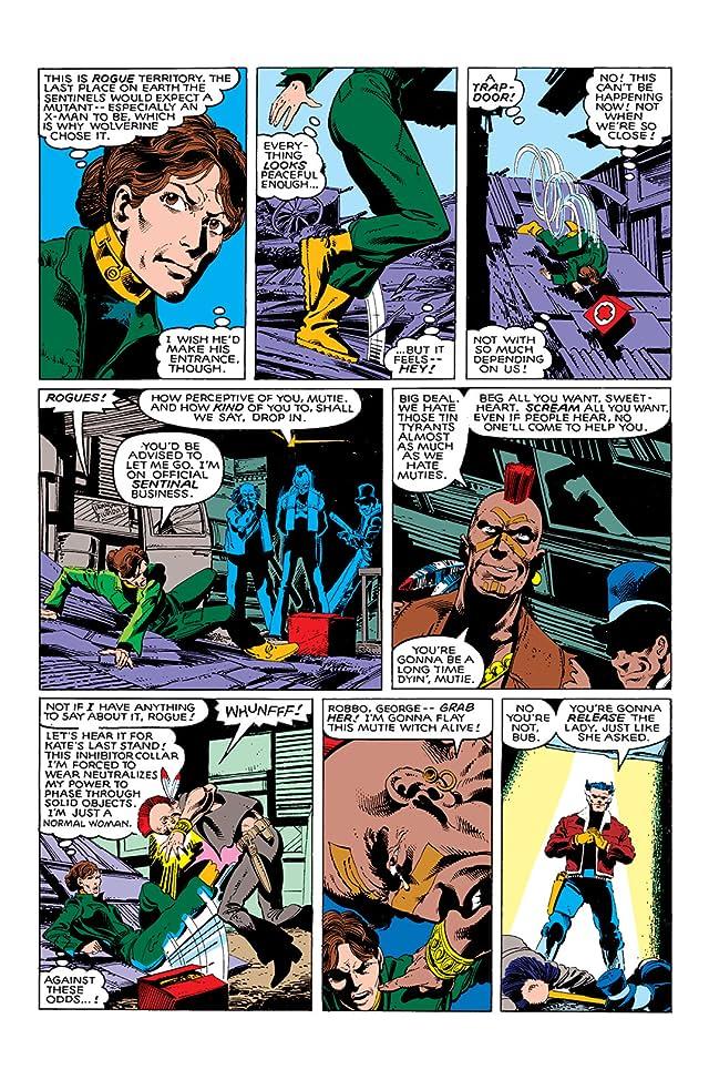 click for super-sized previews of Uncanny X-Men (1963-2011) #141