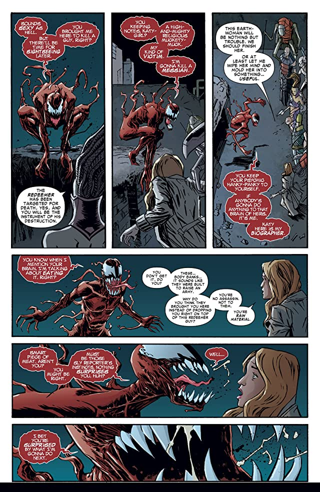 click for super-sized previews of Venom (2011-2013) #26