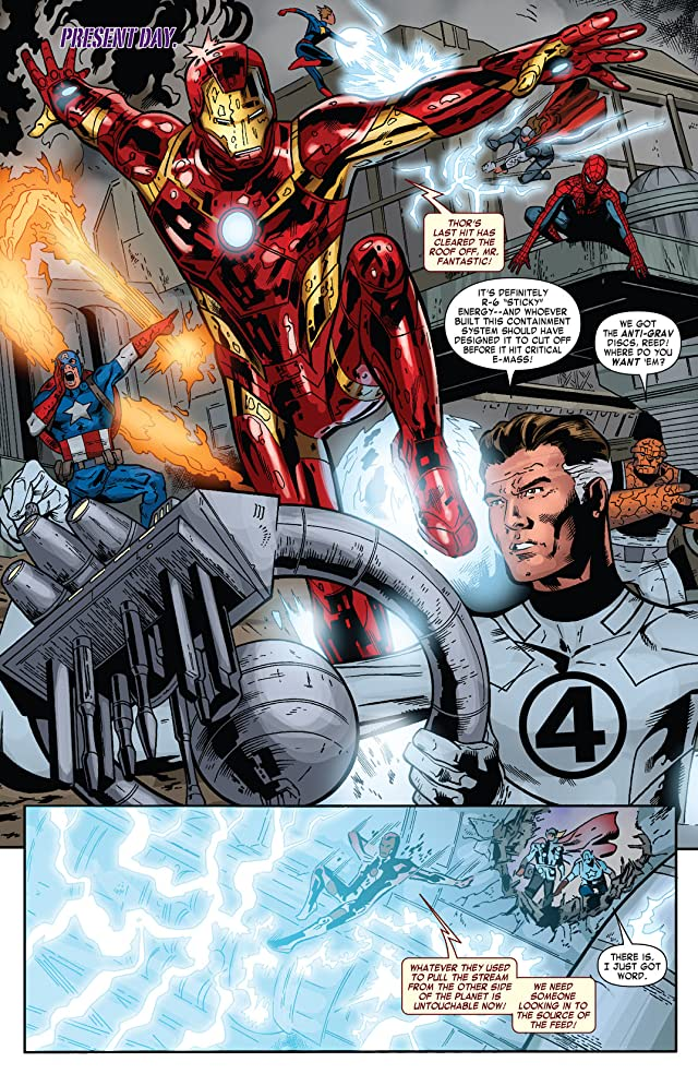 click for super-sized previews of Dark Avengers #182