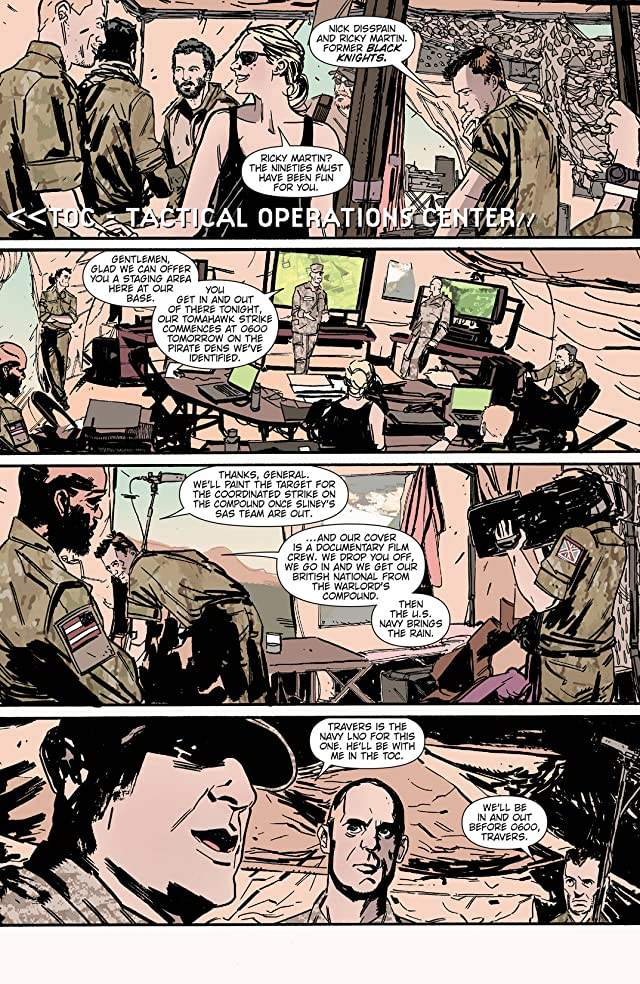 click for super-sized previews of The Activity #9
