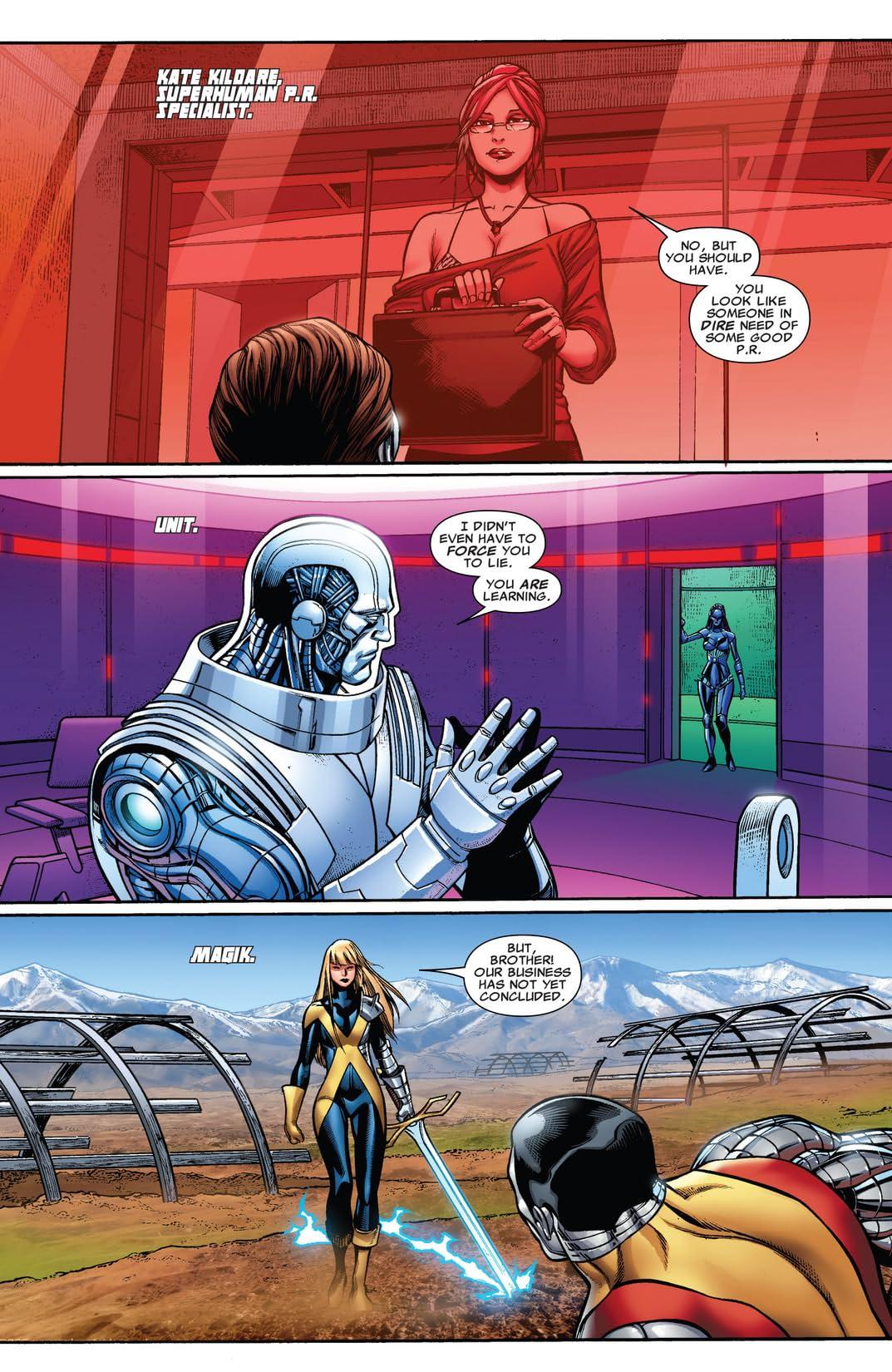 Uncanny X-Men (2011-2012) #20