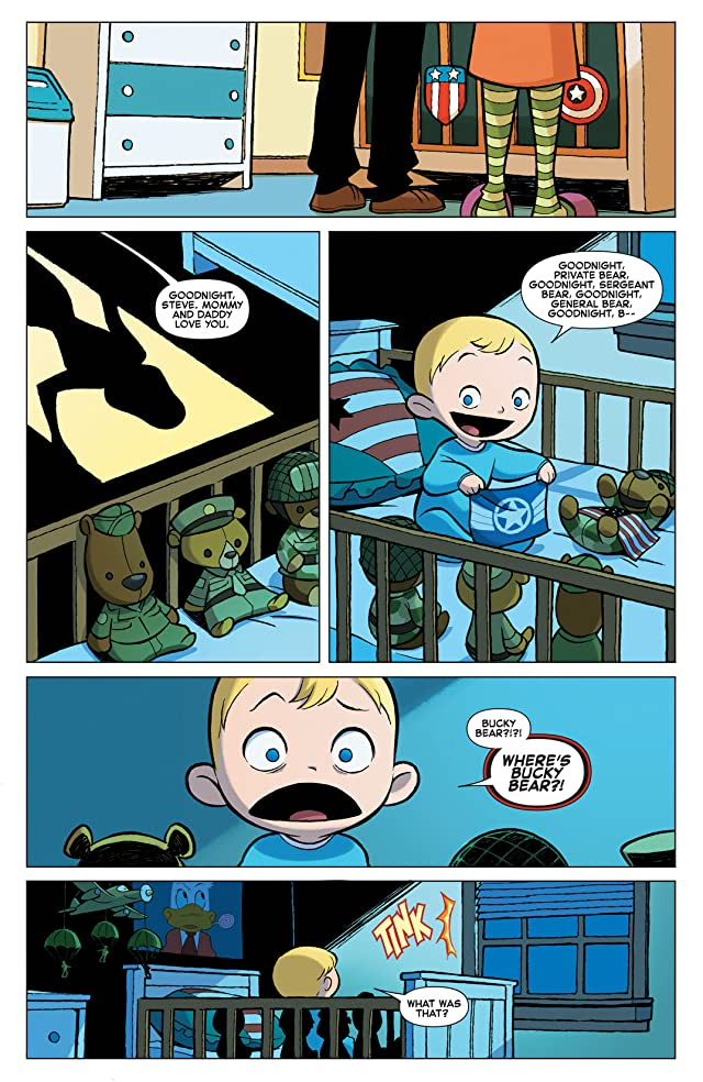 click for super-sized previews of A-Babies vs. X-Babies #1
