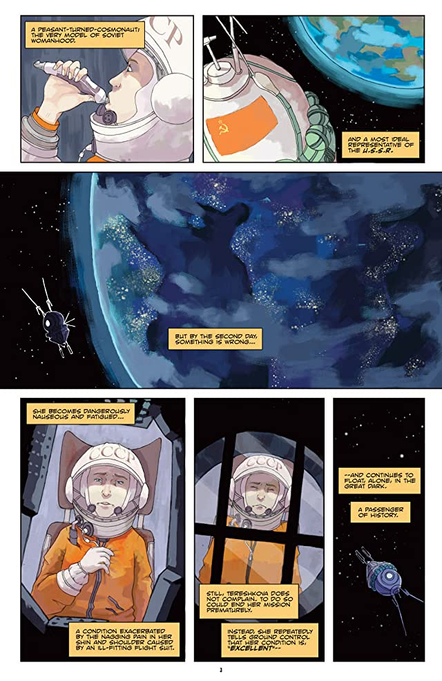Womanthology: Space #2