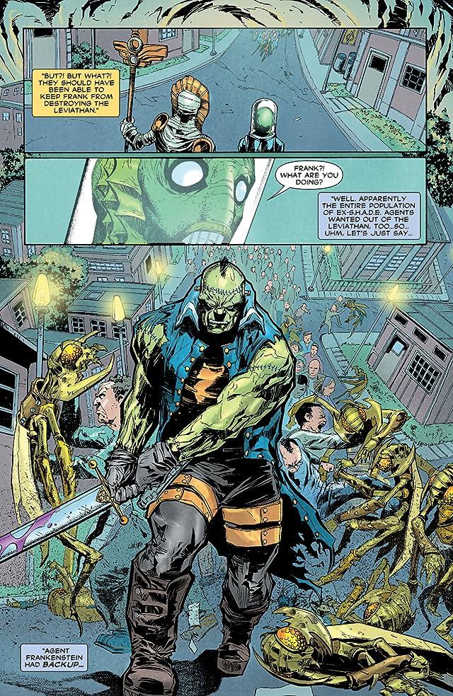 Frankenstein, Agent of SHADE (2011-2013) #12