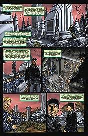 Battlestar Galactica: Zarek #1