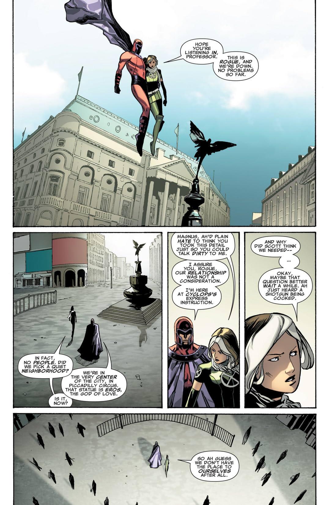 X-Men: Legacy (2008-2012) #251