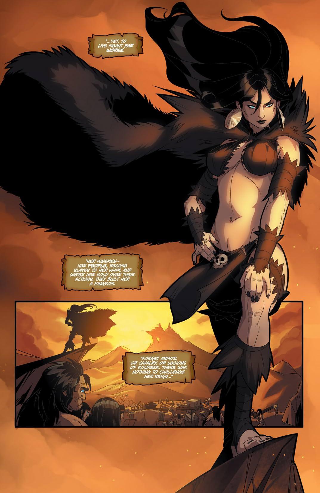 Charismagic: The Death Princess #1