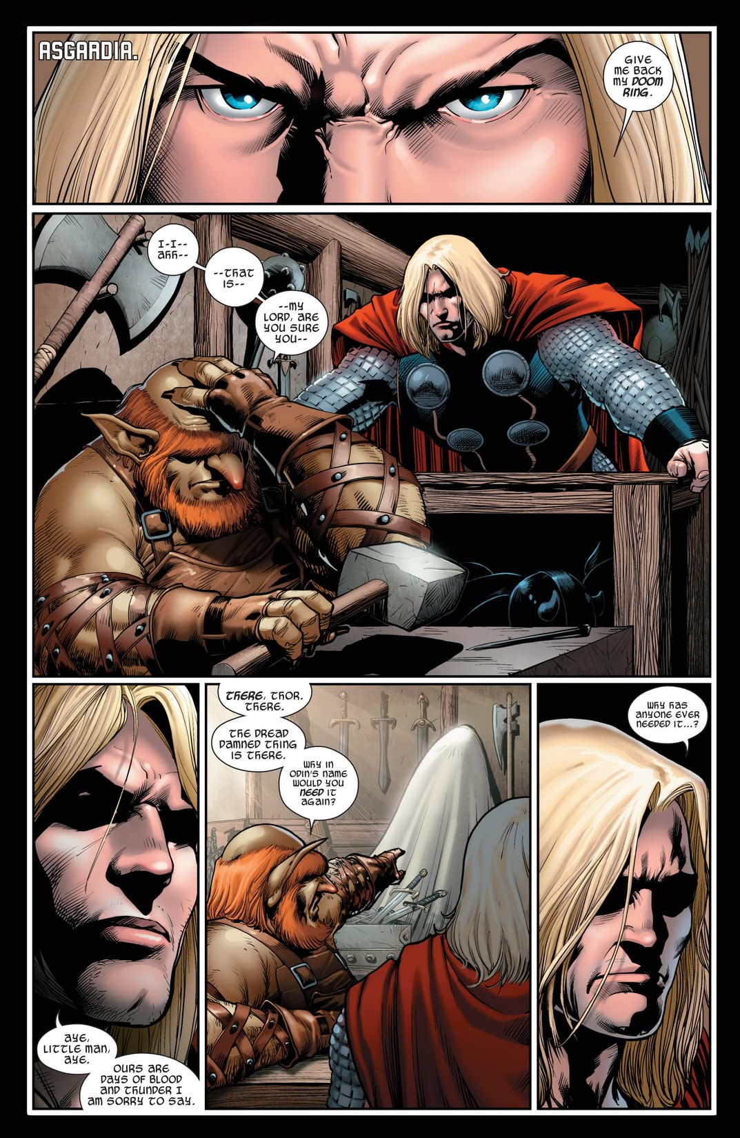 The Mighty Thor (2011-2012) #22