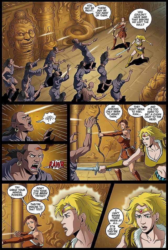 Wayward Sons: Legends #20