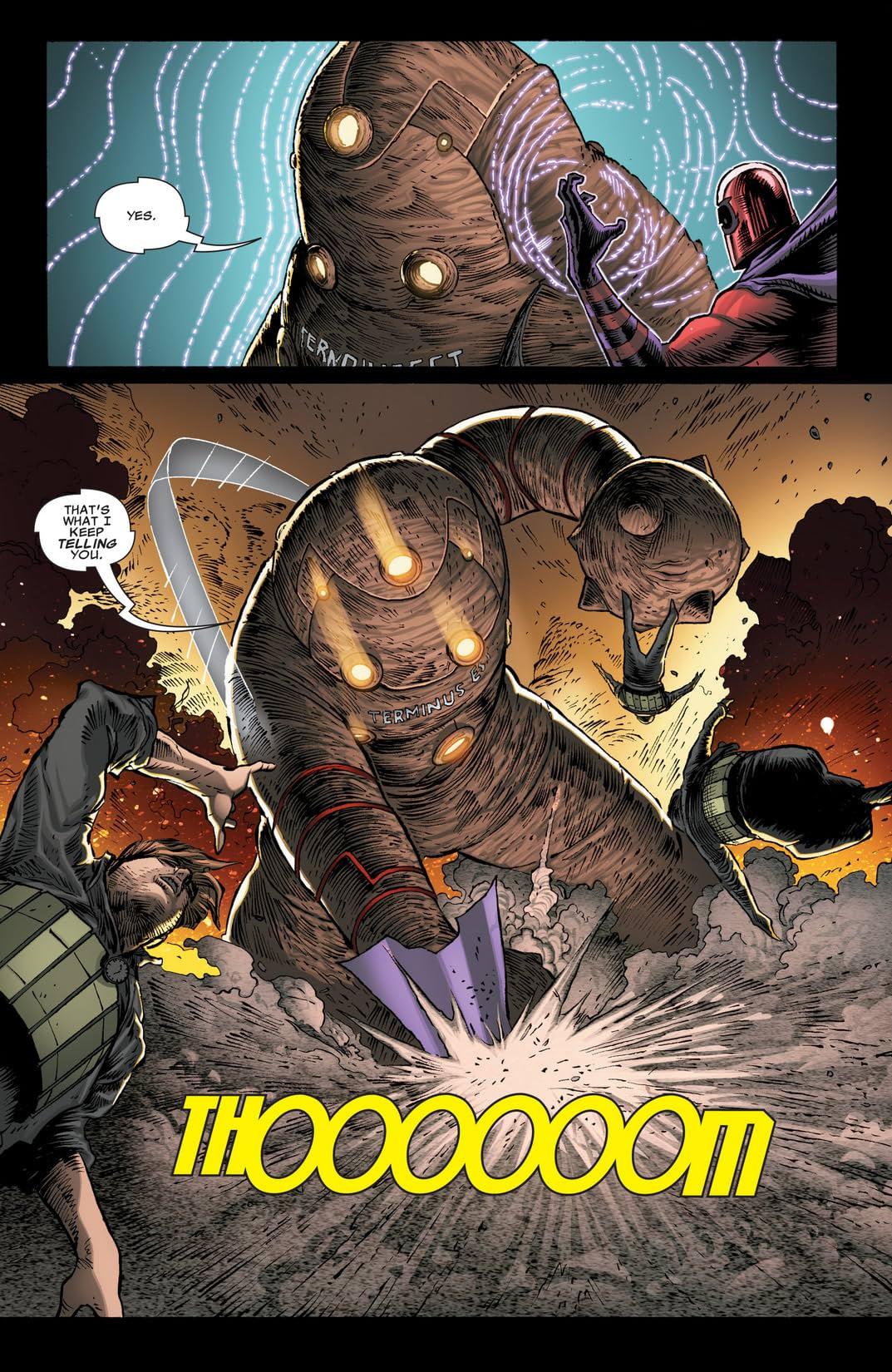 X-Men: Legacy (2008-2012) #253
