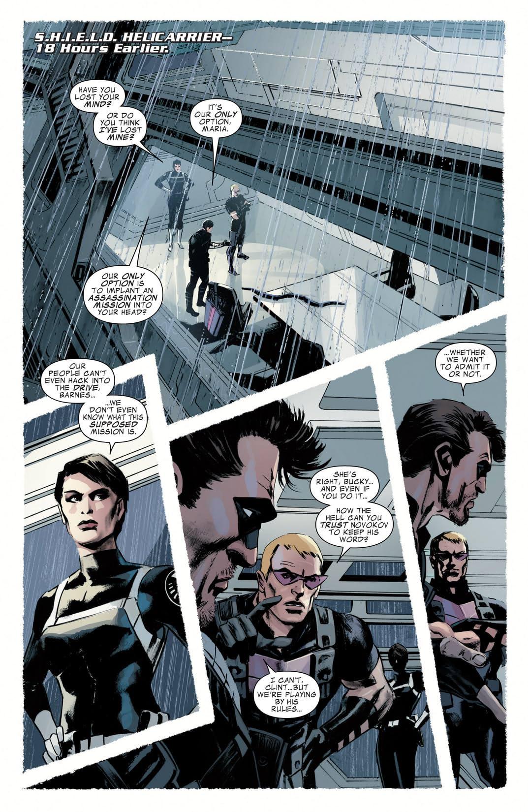Winter Soldier #12