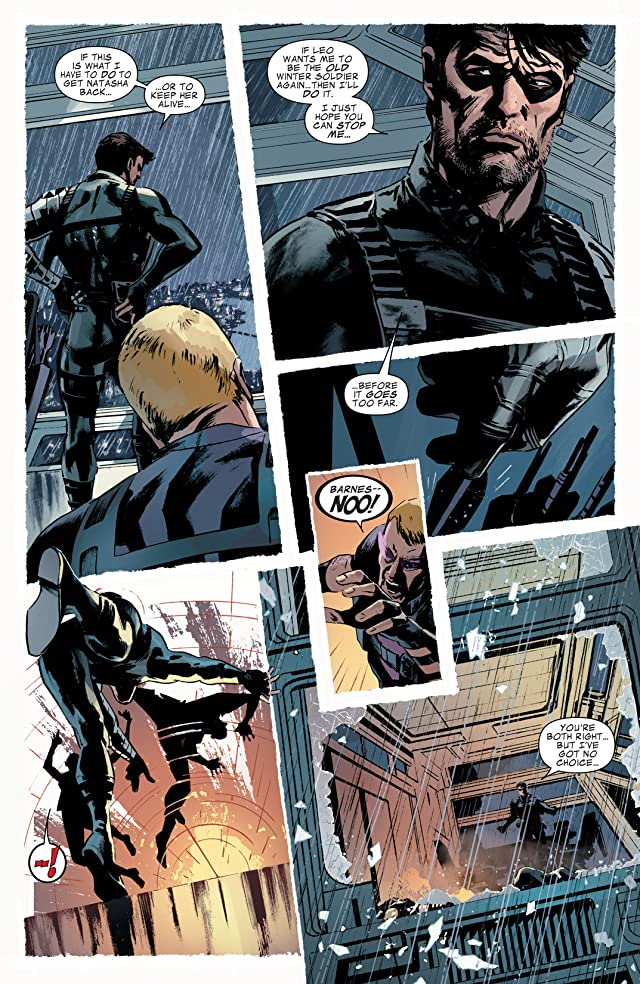 click for super-sized previews of Winter Soldier #12