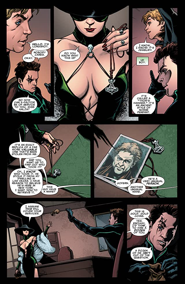 click for super-sized previews of X-Factor (2005-2013) #207