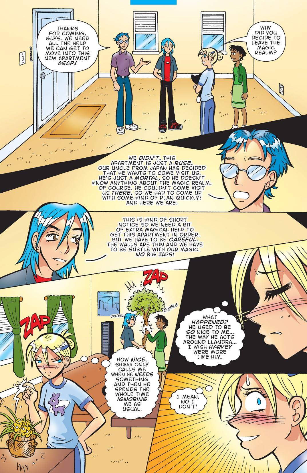 Sabrina Manga #9