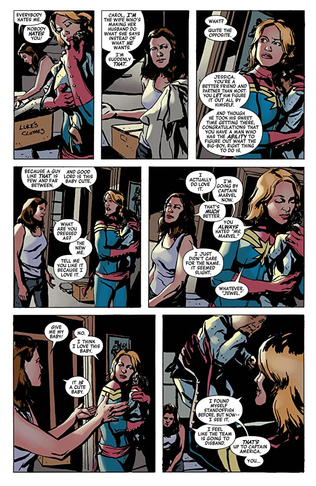 click for super-sized previews of New Avengers (2010-2012) #31