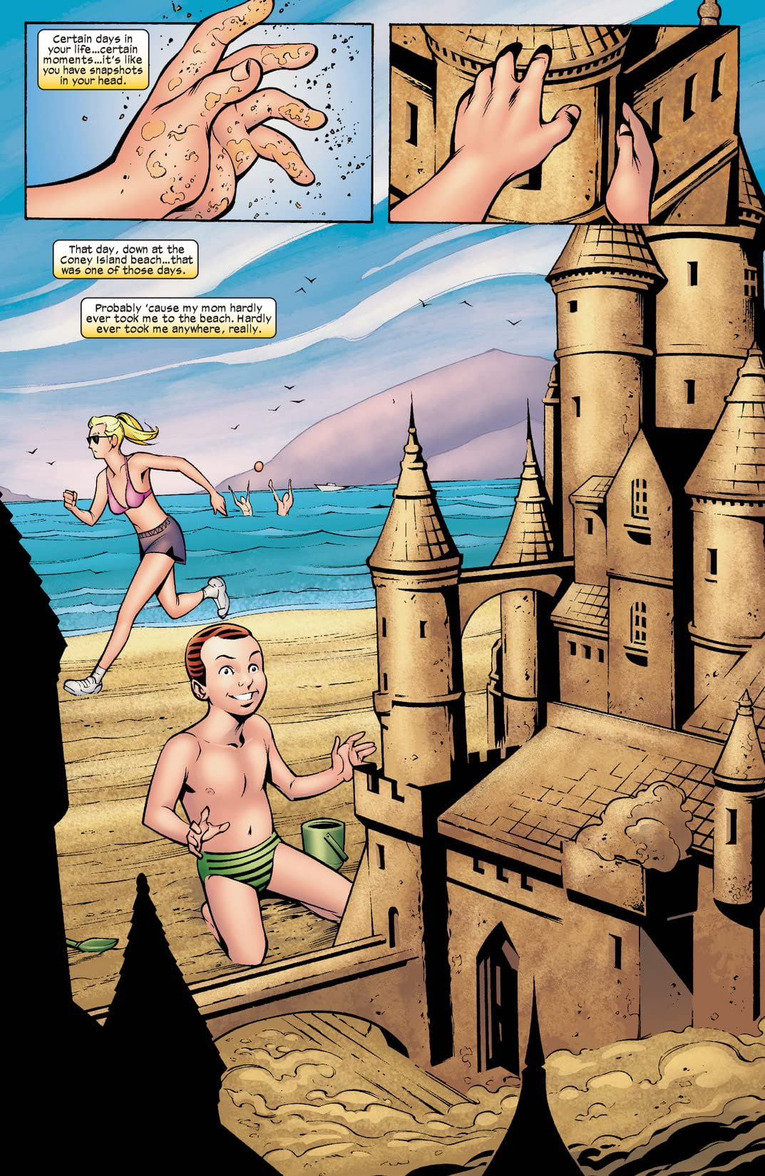 Friendly Neighborhood Spider-Man (2005-2007) Annual #1