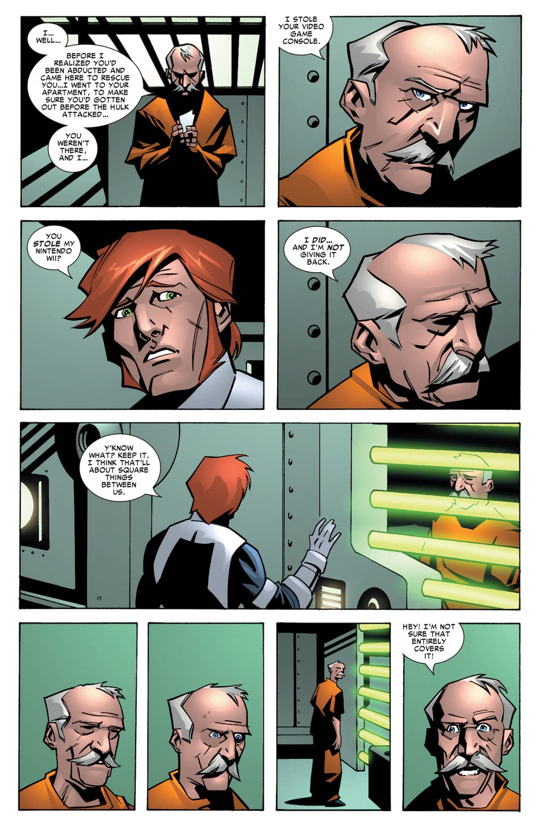 Irredeemable Ant-Man #12