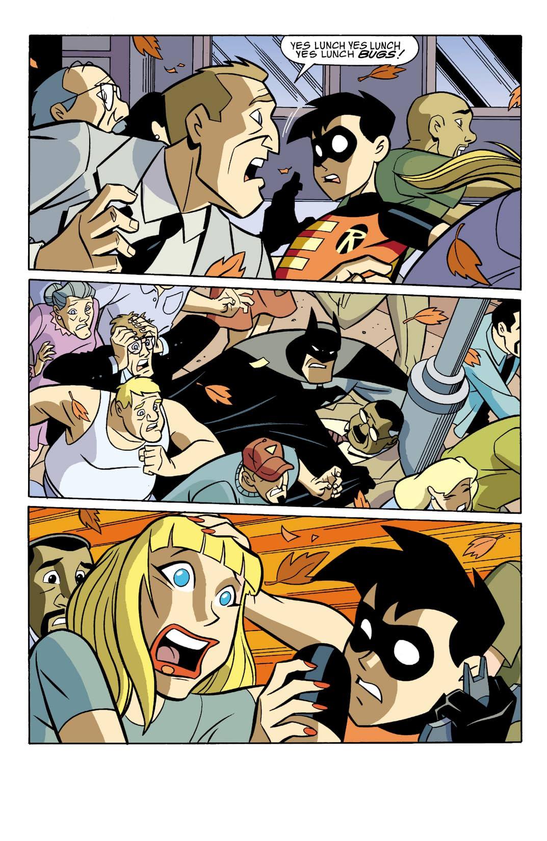 Batman: Gotham Adventures #32