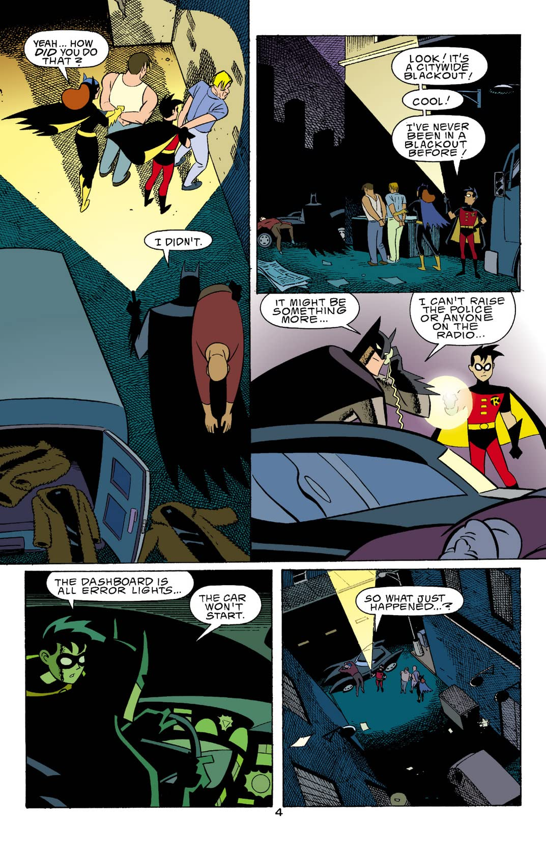 Batman: Gotham Adventures #31