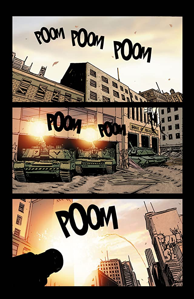 click for super-sized previews of DMZ #63