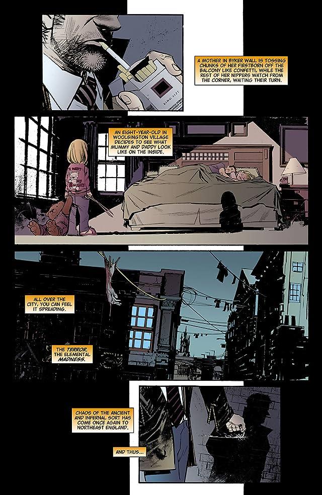 Hellblazer #246