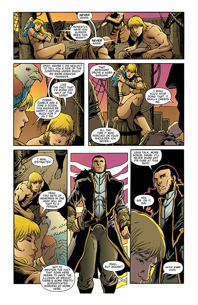He-Man and the Masters of the Universe #3 (of 6)