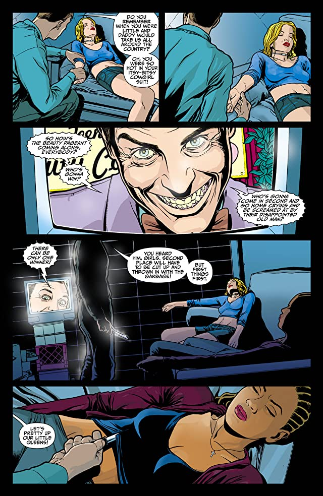 click for super-sized previews of Infinity Inc. (2007-2008) #7